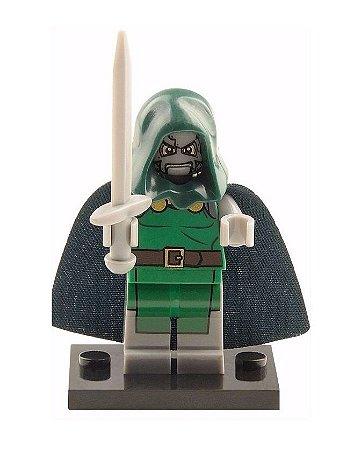 Boneco Dr. Destino Lego Compatível - Marvel
