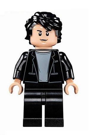 Boneco Bruce Banner Lego Compatível - Marvel