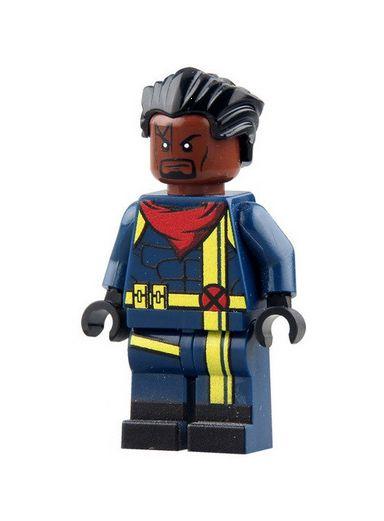 Boneco Bishop Lego Compatível - Marvel X-Men