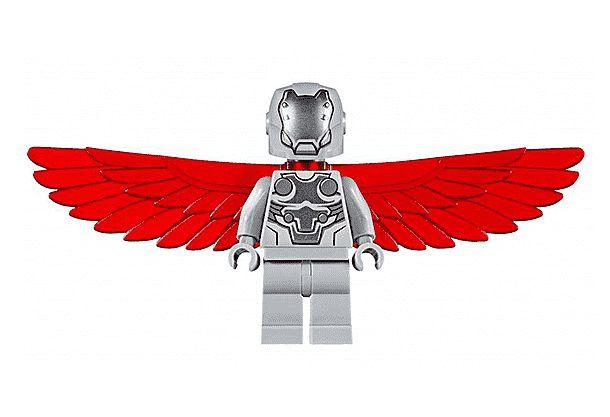 Boneco Super Adptóide Lego Compatível - Marvel