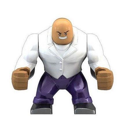 Boneco Rei do Crime Lego Compatível - Marvel (Big Figure)