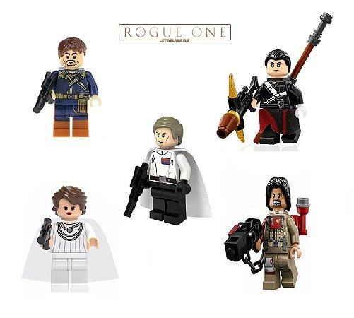 Kit Star Wars Rogue One Lego Compatível c/5