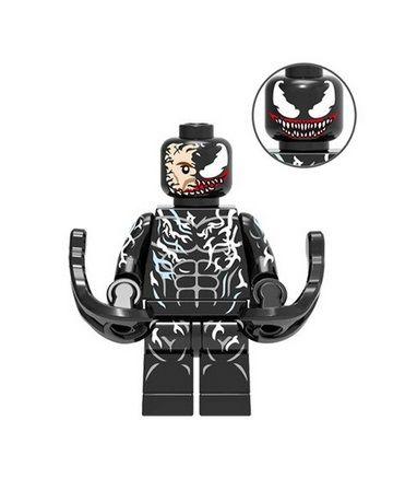 Boneco Venom Lego Compatível - Marvel (Edição Especial Filme)