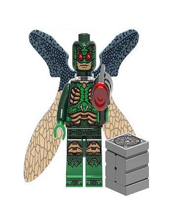 Boneco Parademon Lego Compatível - Dc Comics