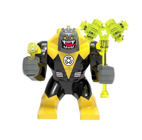 Boneco Arkillo Lego Compatível - DC Comics (Big Figure)