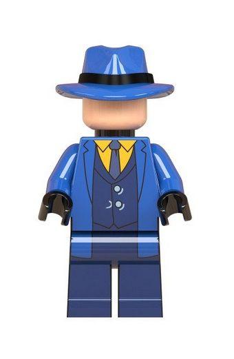 Boneco Questão Lego Compatível - Dc Comics