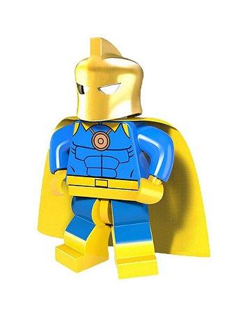 Boneco Senhor Destino Lego Compatível - Dc Comics (Edição Especial)