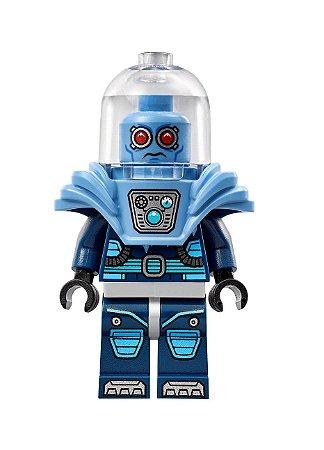Boneco Senhor Frio (Mr Freeze) Lego Compatível - Dc Comics (Edição Especial)