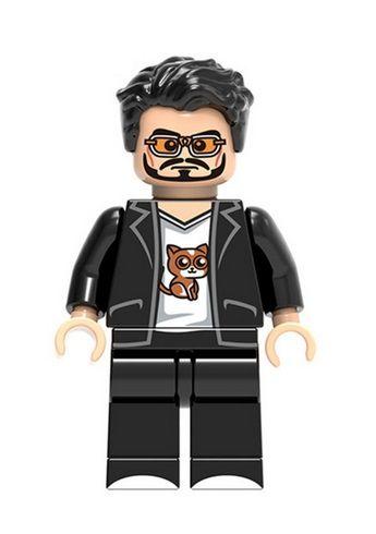 Boneco Tony Stark Lego Compatível - Marvel (Edição Especial)