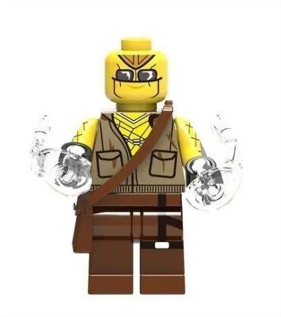 Boneco Shocker Lego Compatível - Marvel