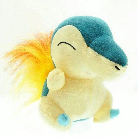 Pelúcia Cyndaquil 15 Cm Pokémon