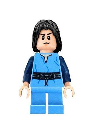 Boneco Boba Fett Criança Star Wars Lego Compatível