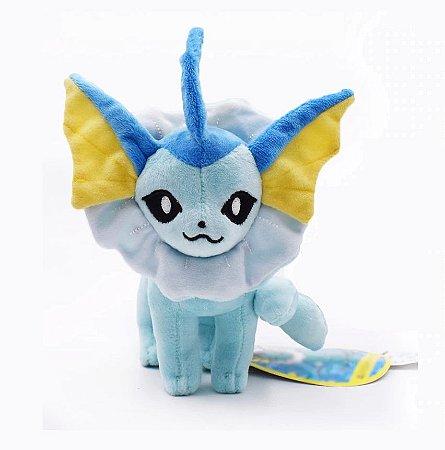 Pelúcia Vaporeon 20 Cm - Pokémon Center