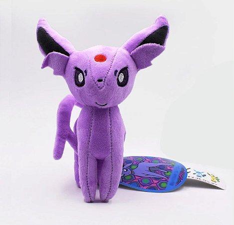 Pelúcia Espeon 18 Cm - Pokémon Center