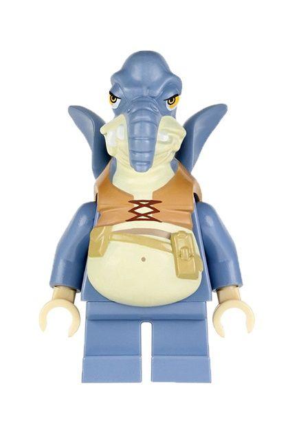 Boneco Watto Star Wars Lego Compatível