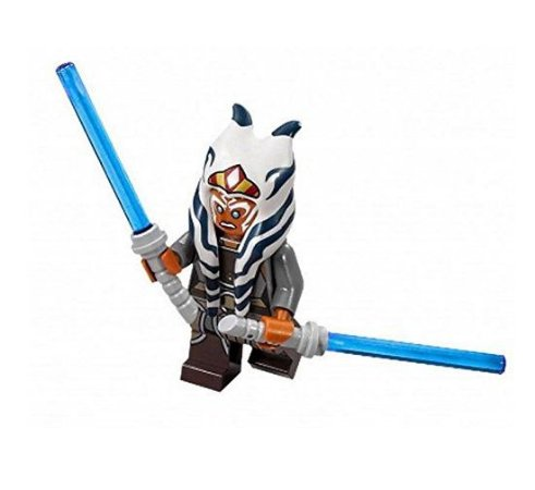 Boneco Ahsoka Tano Star Wars Lego Compatível (Edição Especial)