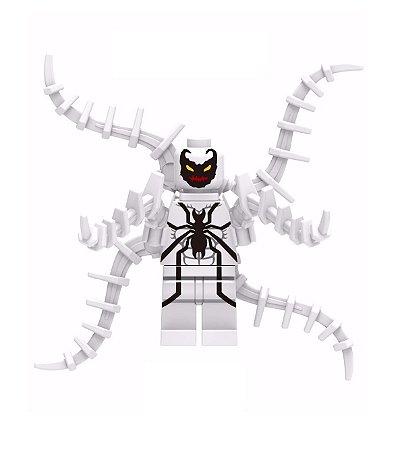 Boneco Anti-Venom Lego Compatível - Marvel (Edição Deluxe)