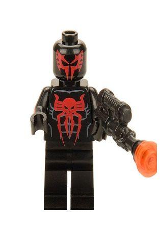 Boneco Aranha do Futuro Lego Compatível - Marvel