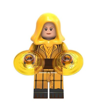 Boneco Ancião Lego Compatível - Marvel