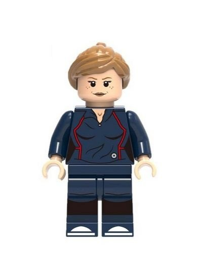 Boneco Pepper Potts Lego Compatível - Marvel