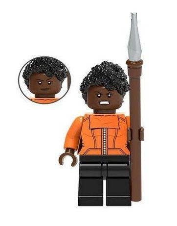 Boneco Shuri Lego Compatível - Pantera Negra Marvel (Edição Especial)
