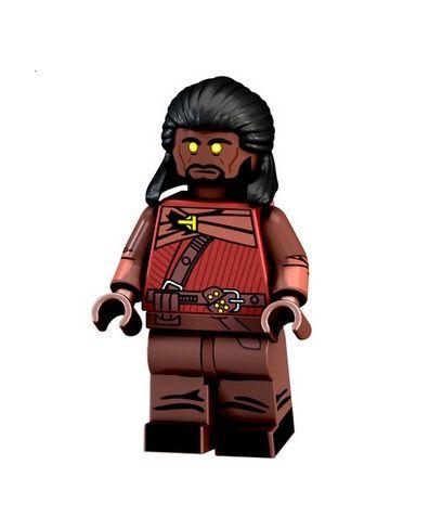 Boneco Heimdall Lego Compatível - Marvel