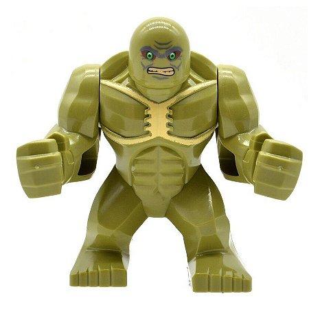 Boneco Abominável Hulk Lego Compatível - Marvel (Big Figure)