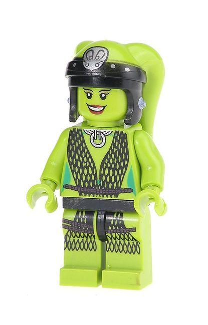 Boneco Oola Star Wars Lego Compatível