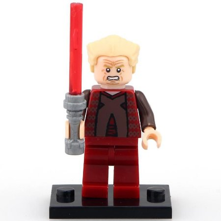 Boneco Chanceler Palpatine Star Wars Lego Compatível