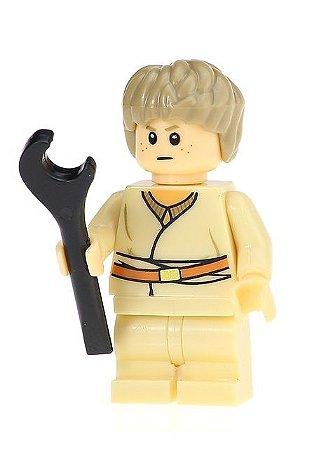 Boneco Akakin Skywalker Criança Star Wars Lego Compatível