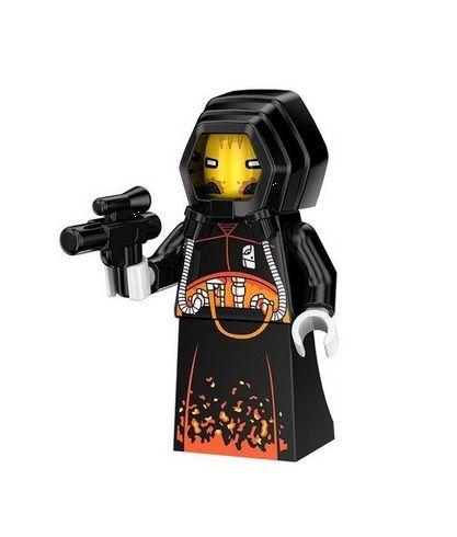 Boneco Quay Tolsite Star Wars Lego Compatível