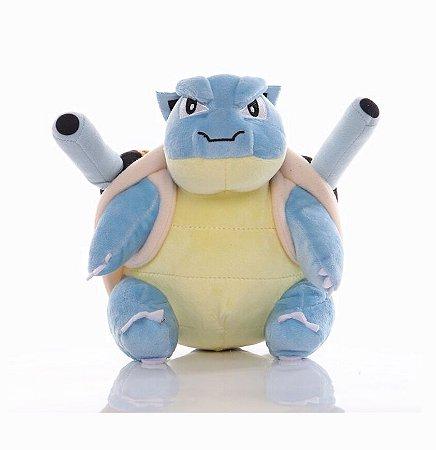 Pelúcia Blastoise 20 Cm - Pokémon