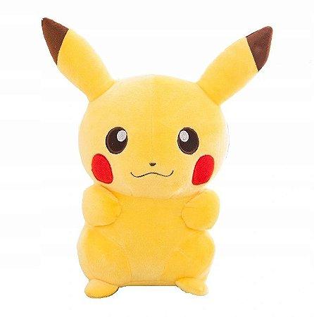 Pelúcia Pikachu 20 Cm Pokémon