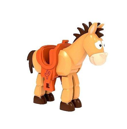Boneco Bala no Alvo Lego Compatível - Toy Story (Edição Deluxe)