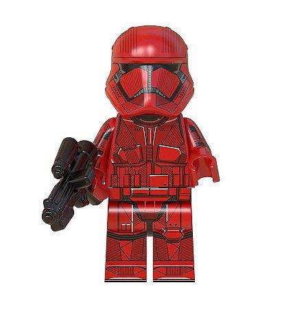 Boneco Sith Trooper - Star Wars Lego Compatível (Edição Especial)