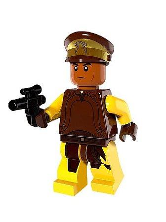 Boneco Guarda Palácio de Naboo  Star Wars Lego Compatível