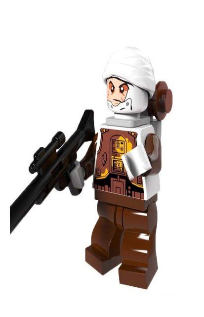 Boneco Dengar Star Wars Lego Compatível