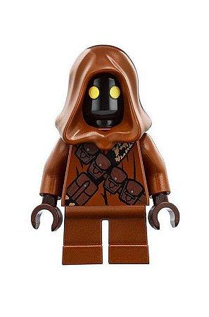 Boneco Jawa Star Wars Lego Compatível