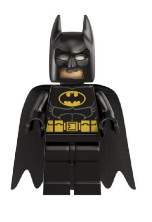 Mini Figura Compatível Lego Batman DC Comics