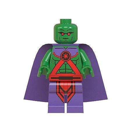 Boneco Ajax Lego Compatível - Dc Comics