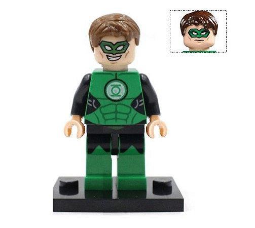 Boneco Lanterna Verde Lego Compatível - Dc Comics