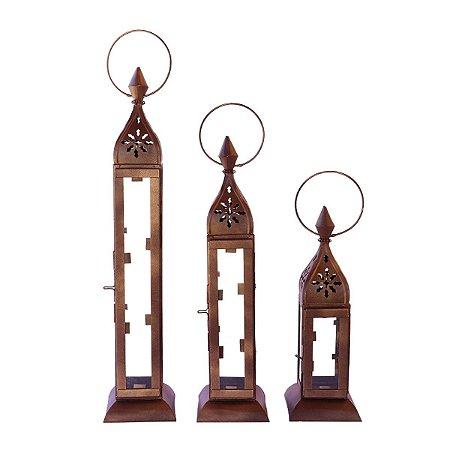 Luminária Marroquina - Lamparida Lampeão - Qualidade