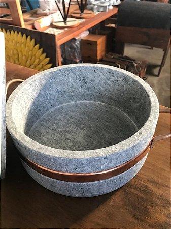 Panela Pedra Sabão M