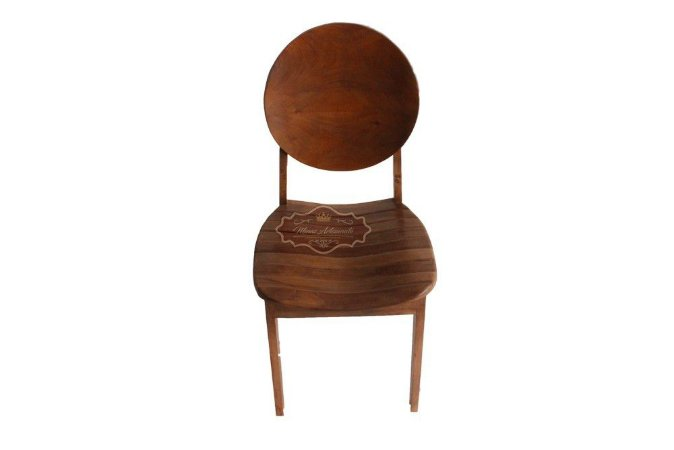 Cadeira Montreal - Madeira de Demolição