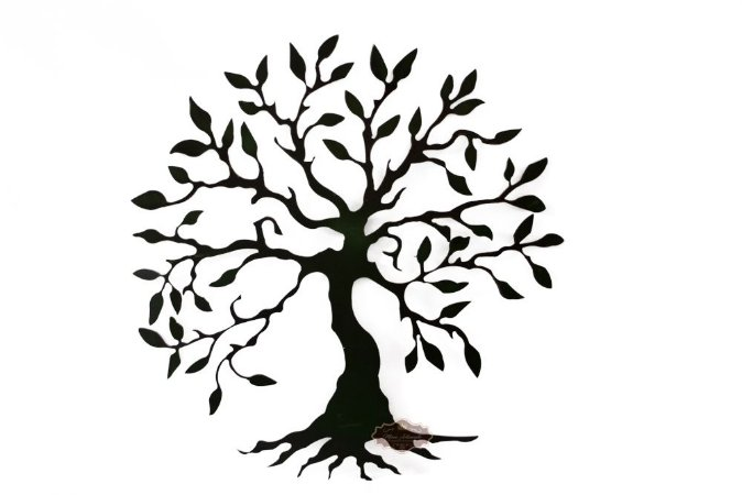 Aplique Árvore da Felicidade