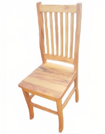 Cadeira em Madeira de Demolição