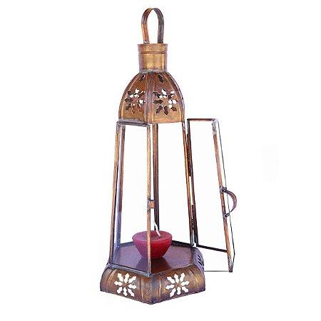 Luminárias Marroquina Artesanal Em Ferro