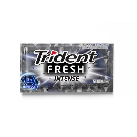 TRIDENT CHICLETE FRESH INTENSE 8g