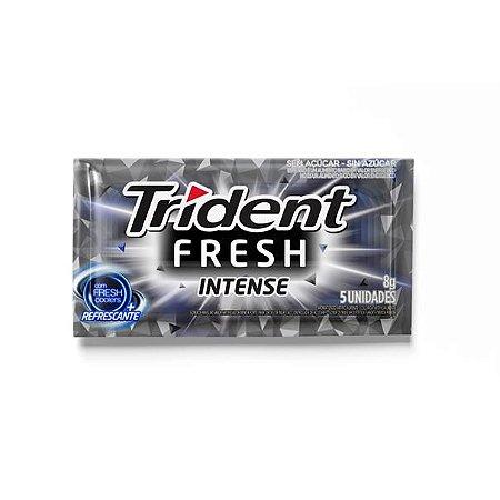 TRIDENT CHICLETE FRESH INTENSE 8g