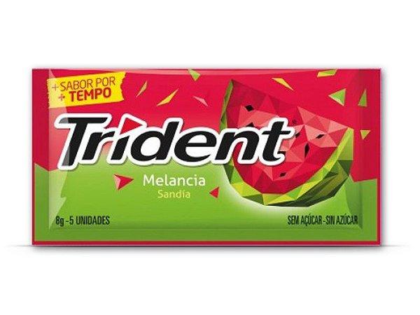 TRIDENT CHICLETE MELANCIA TWIST 8g